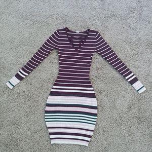 New sweater dress